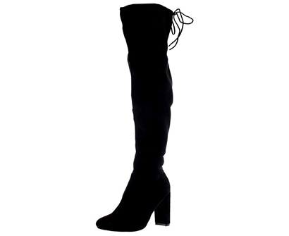 Women's Thigh High Winter Riding Boots