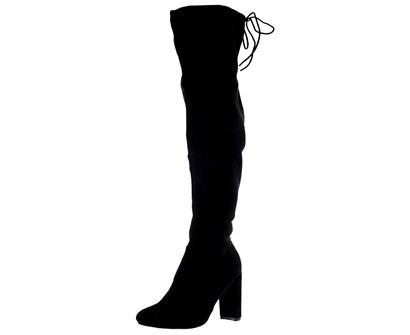 Women's Thigh High Winter Riding Boots