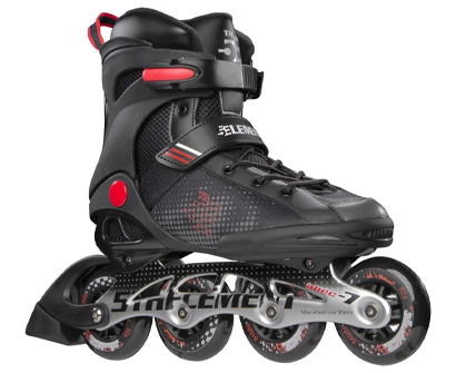 5th element stealth 84 mens performance fitness inline skates