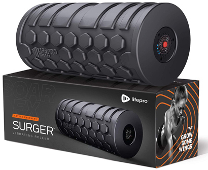 LifePro 4-Speed Vibrating Foam Roller