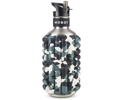 MOBOT Official Big Bertha Foam Roller Water Bottle