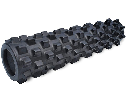 RumbleRoller Textured Muscle Foam Roller