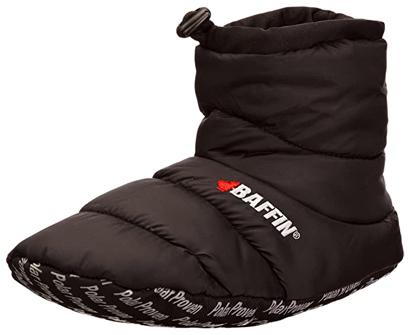 baffin unisex cush insulated slipper booty