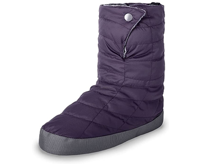 cabinste women's down insulated bootie