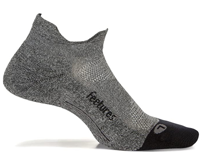 feetures unisex elite light cushion no show