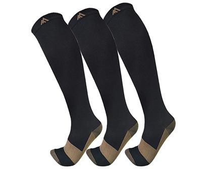 fuelmefoot copper compression sokcs