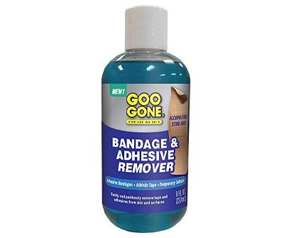 goo gone bandage adhesive remover