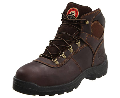irish setter ely steel toe