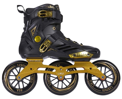 liku black&gold performance 125 3wd