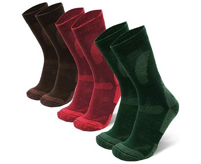 merino wool hiking & walking socks