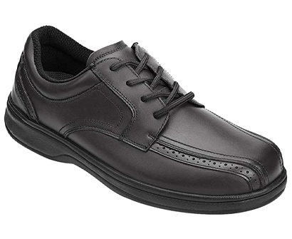 orthofeet men's oxford shoes