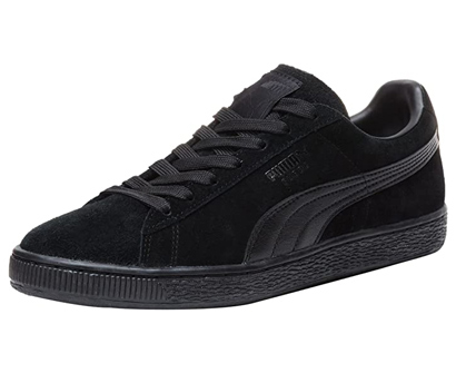 puma suede classics leather formstrip casual shoes