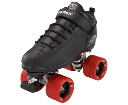 riedell skates dart quad roller speed skates