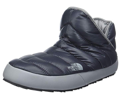 the north face thermoball traction bootie snow water resistant boot