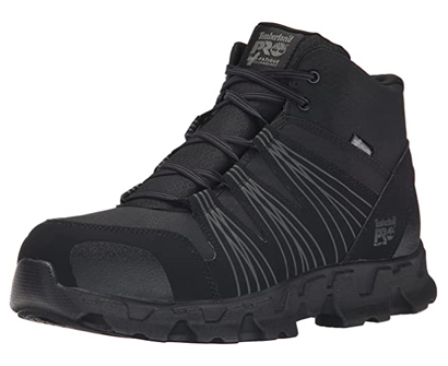 timberland pro powertrain mid alloy toe esd