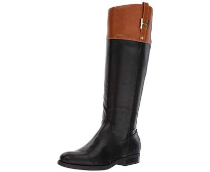 tommy hilfiger shyenne equestrian boot