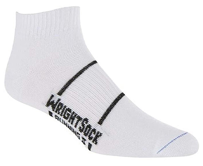 wrightsock anti blister double layer running ii lo quarter