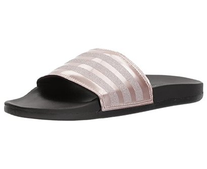 adidas female slides