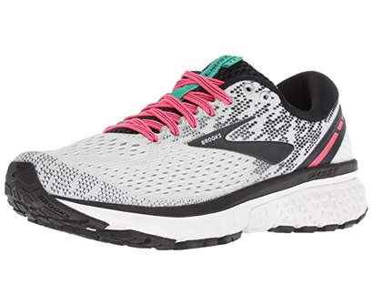 brooks ghost running shoe for standing all day