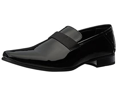 calvin klein men's bernard loafer