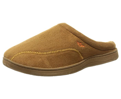 dockers memory foam slippers