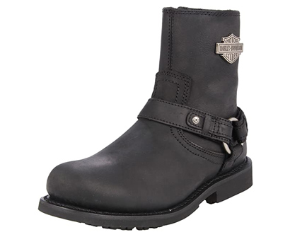 harley-davidson men's scout engineer boots