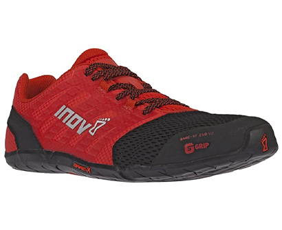 inov8 men's cross training bare xf210v2