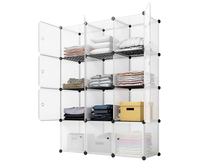 kousi portable storage cubes