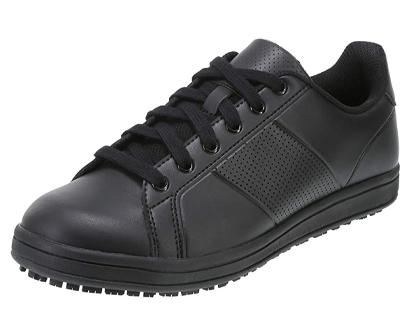 safetstep womens slip resistant andre court shoe