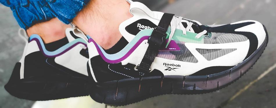 shock absorbing sneakers comfort