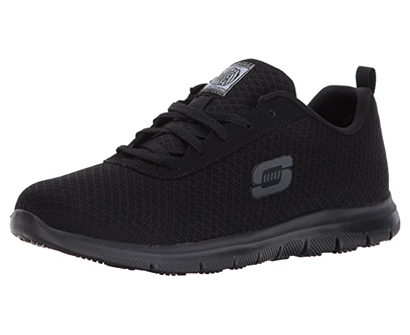 skechers womens ghenter bronaugh work shoe