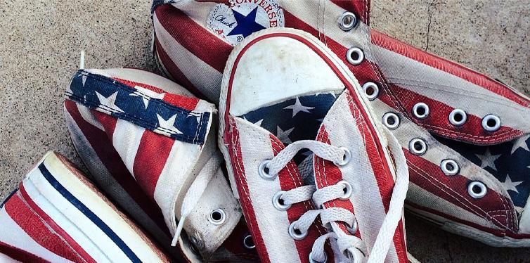 american sneakers