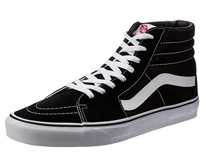 vans sk8 hi unisex skate shoes