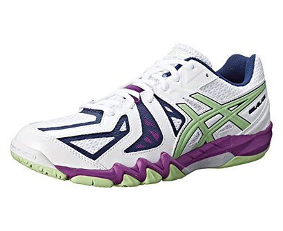 asics women's gel blade 5