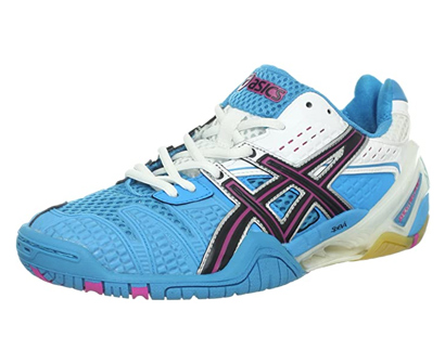 asics women's gel blast 5