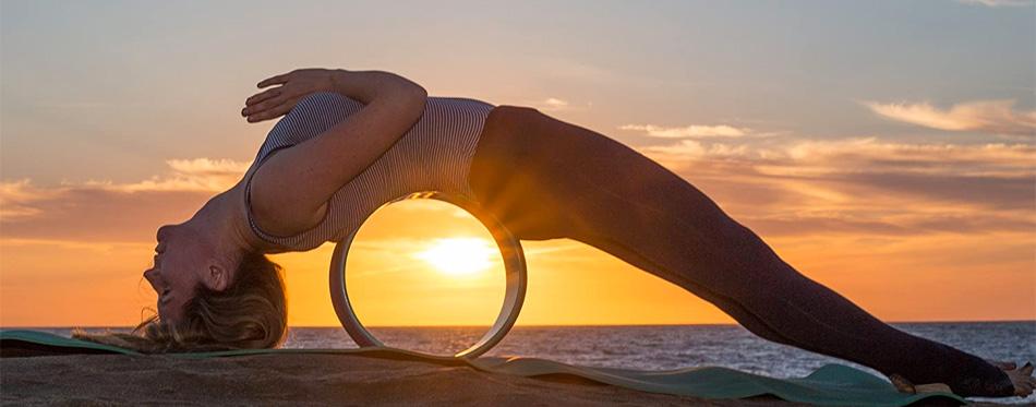 best yoga wheel