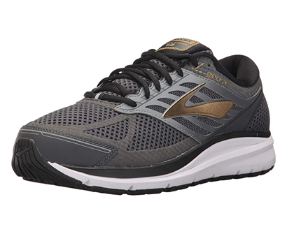 brooks men's addiction running shoes
