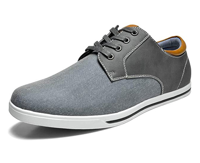 bruno marc riviera 01 grey oxfords