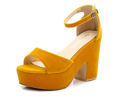 camsoo ankle strap open toe