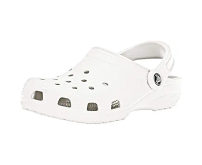 crocs classic slip-on gardening shoes