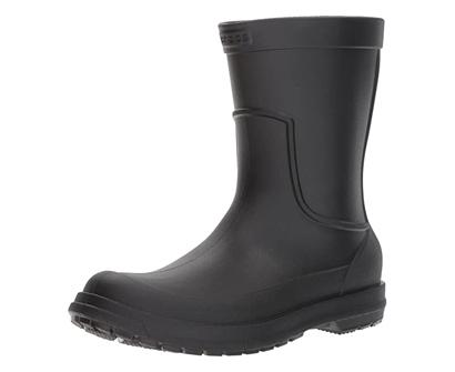 crocs men's allcast waterproof