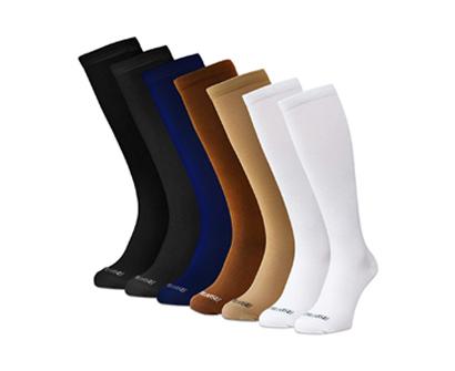 footloose compression work socks