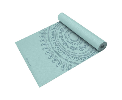 gaiam yoga mat