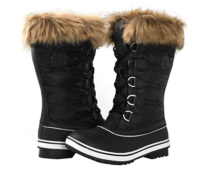 globalwin women's 1837 winter snow boots