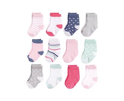 hudson baby unisex back socks