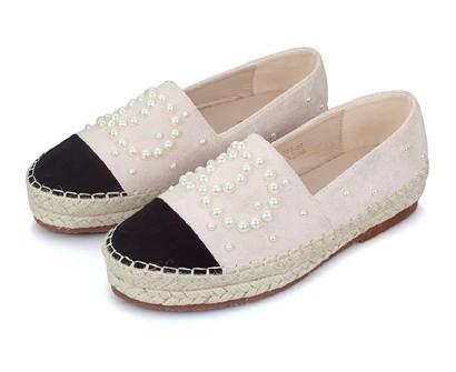 langou women's slip-on loafers