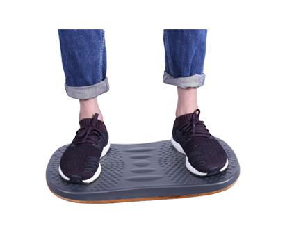 licloud wooden balance board