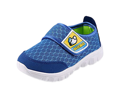 lonsoen athletic hook-and-loop running shoes for toddlers