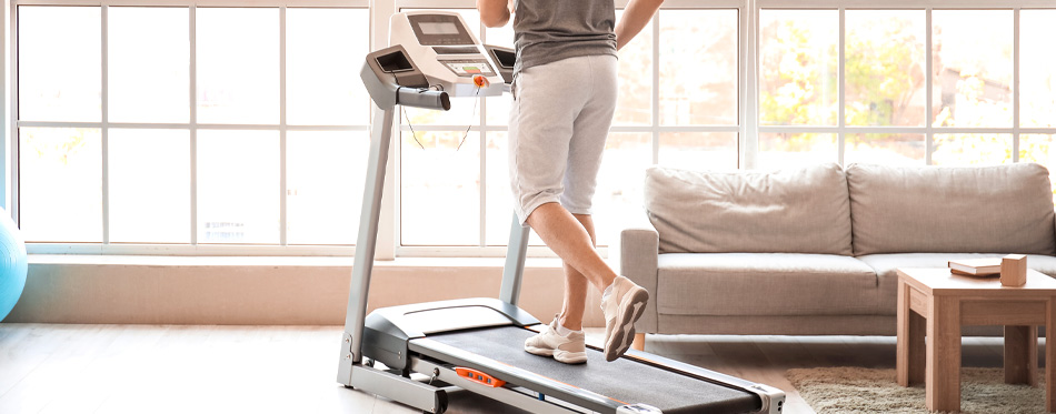 losing weight on treadmill