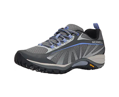 merrell siren edge walking shoes for women